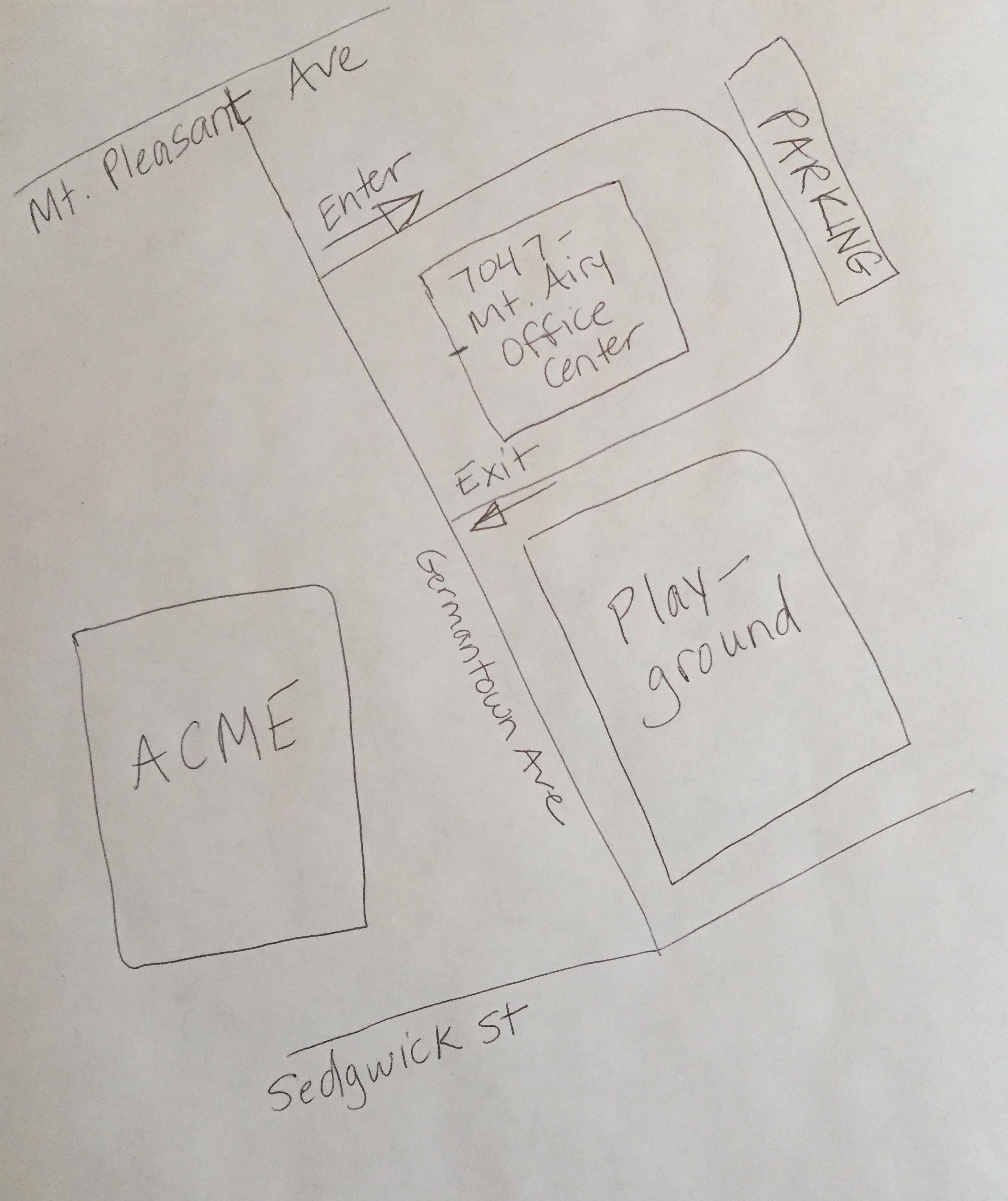 LH map