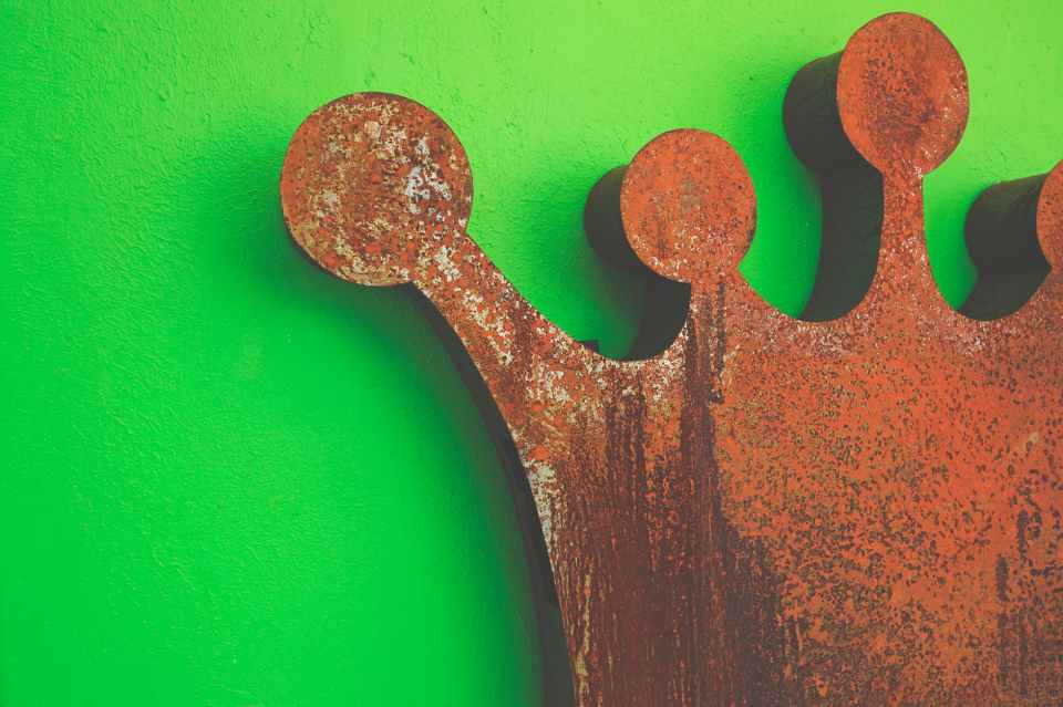 rust king iron bronze